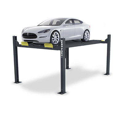 HD-9AE Four-Post Alignment Lift by BendPak