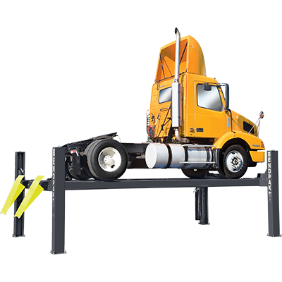 HDS-27 Four-Post Truck Lift by BendPak