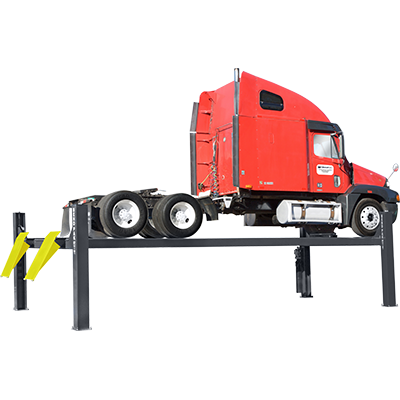 HDS-35 Four-Post Truck Lift by BendPak