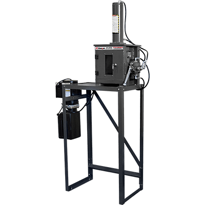 Oil Filter Crusher with 15-Ton (13.6-mt.) Pressing Capacity RP-30FCH by Ranger Products
