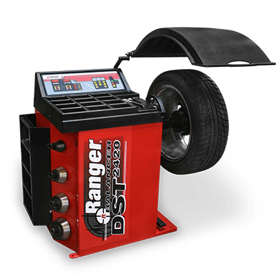 DST-2420 Wheel Balancer by Ranger Products