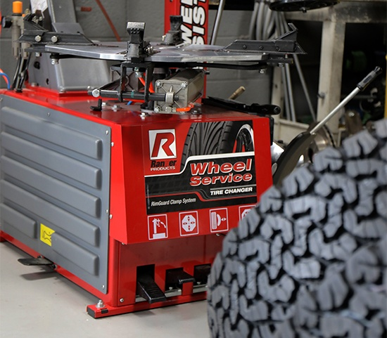 Tire Changers by Ranger Products Brand