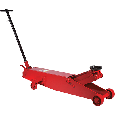 RFJ-10TL 10-Ton (9-mt.) Long Frame Floor Jack