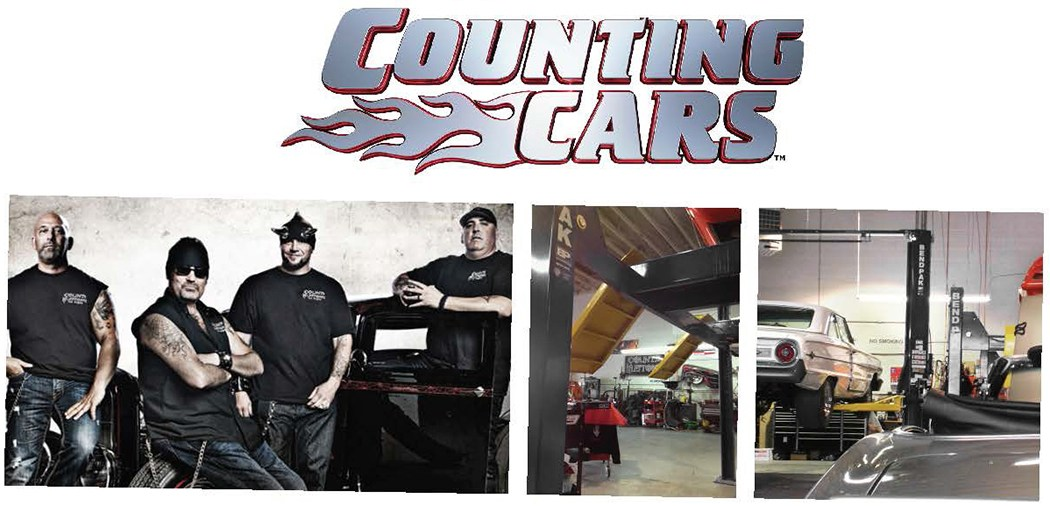 Kounts Customs Counting Cars TV Show
