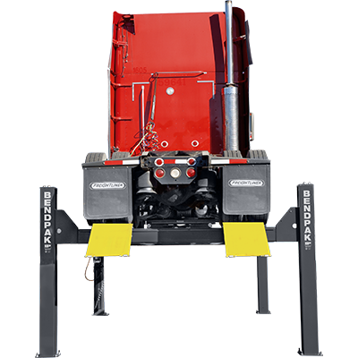 HDS-27X 12,247-kg. Capacity / Four-Post Lift / Extended