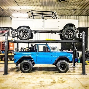 Ford Bronco BendPak Four Post Lift