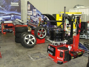 Ranger Products Wheel Service Equipment Tire Shop