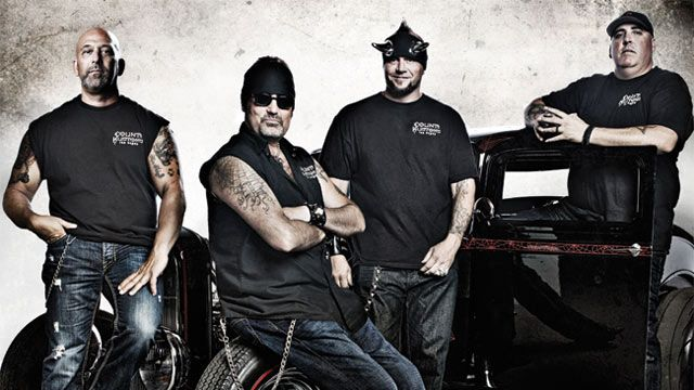 Count's Kustoms Counting Cars on History Channel