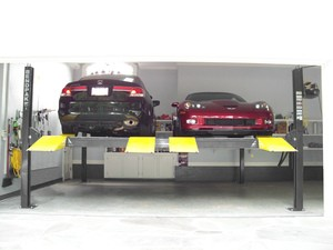 BendPak Home Car Storage Double Wide Lift