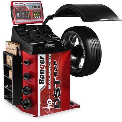 Ranger Products' Wheel Service Equipment